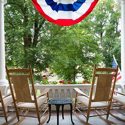 5 Ways to Decorate for July 4