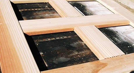 Make the Top of the Cold Frame