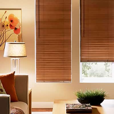 How to Install Wood Blinds