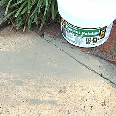 Minor Sidewalk Repairs