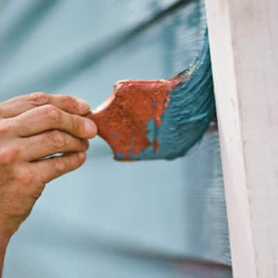 Prepare to Paint Your Home's Exterior