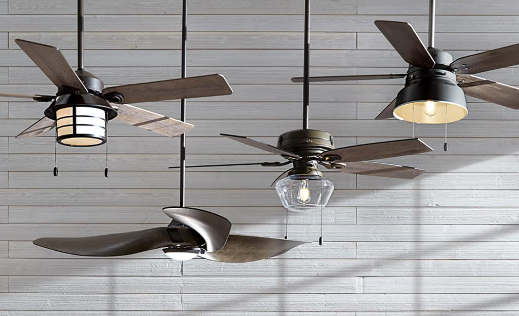 Best Ceiling Fans For Your Space The Home Depot