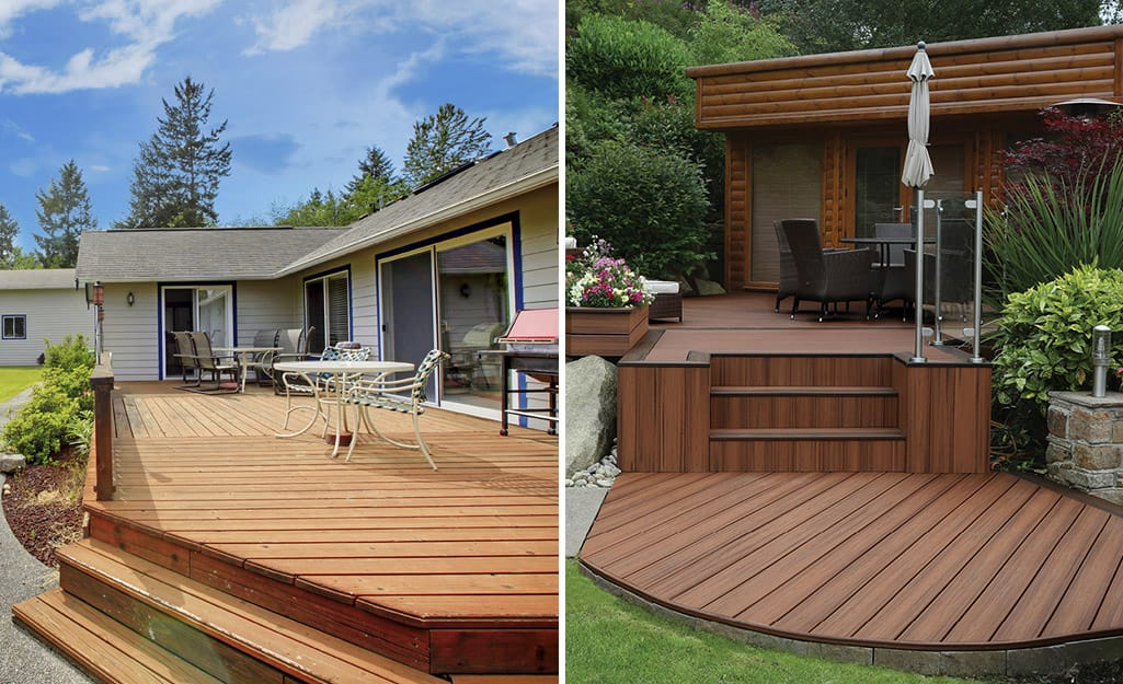 Best Decking Materials for Your Yard - The Home Depot