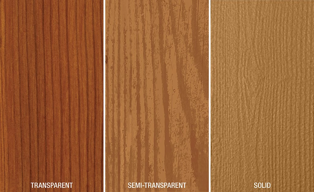 Best Exterior Wood Stains For Your, Outdoor Wood Stain Colors
