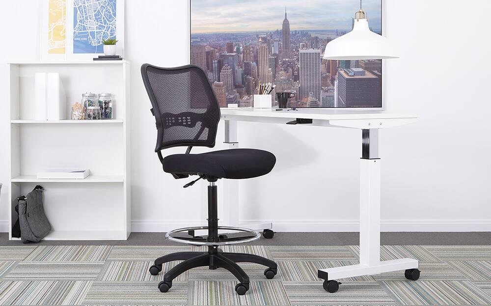 a drafting chair