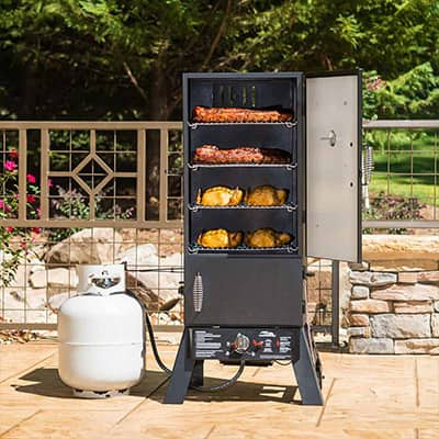 Cook Your Holiday Dinner in a Smoker