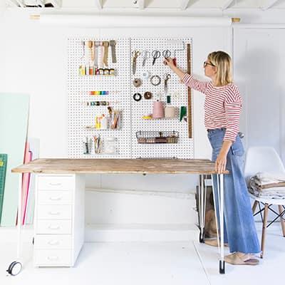 Create a Fun and Functional DIY Home Studio