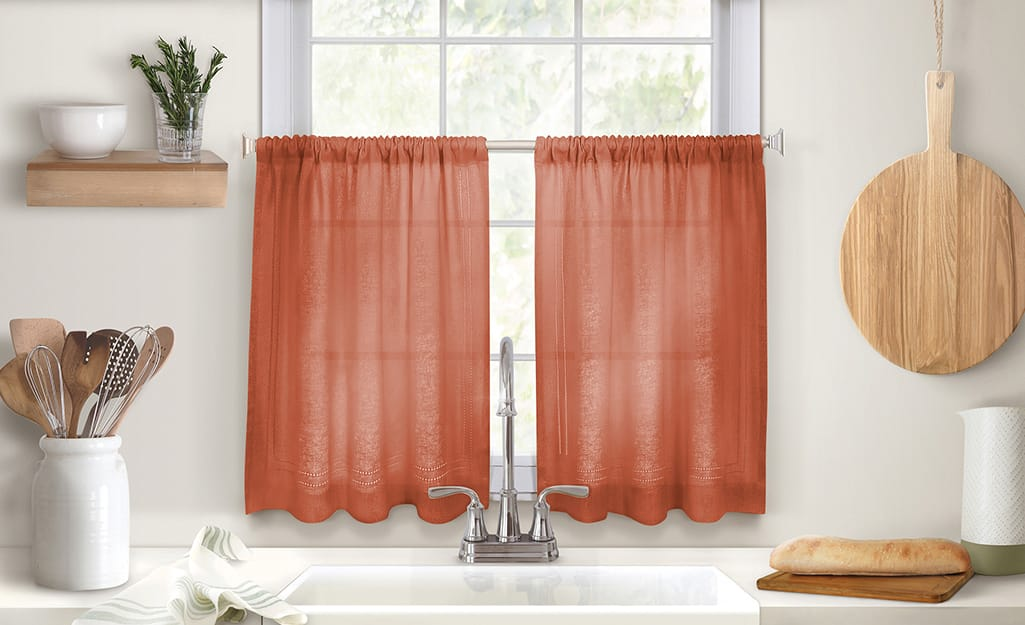 20 Curtain Ideas For Your Home The Depot