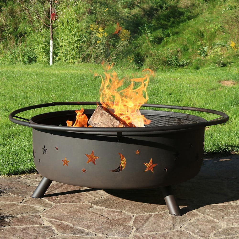 Make The Most Of Your Fire Pit With Real Firewood The Home Depot