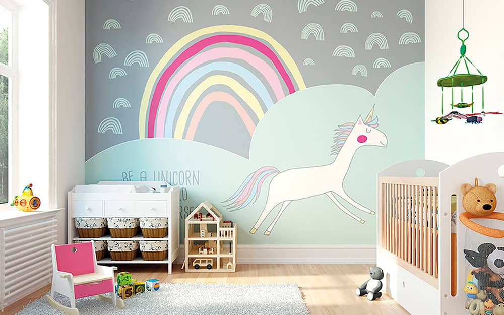 Girl Nursery Ideas The Home Depot