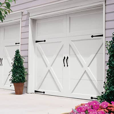 Adjust an Uneven Garage Door