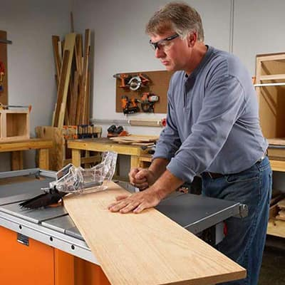 Choosing a Table Saw Buying Guide