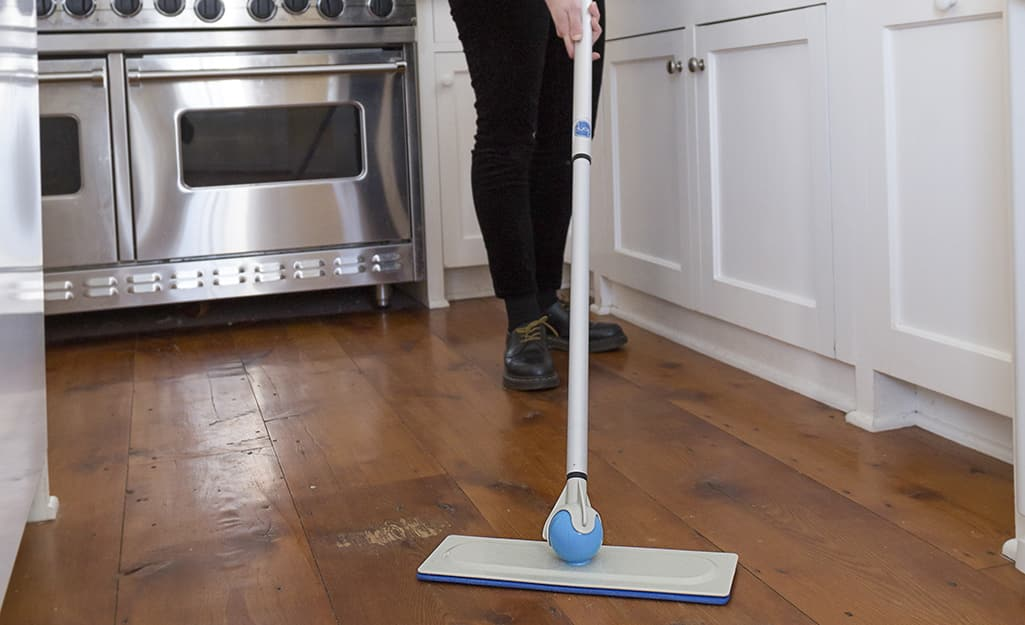How To Clean Hardwood Floors The Home