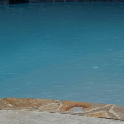 Cloudy Pool