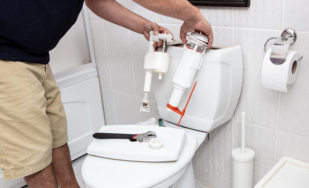 3 Reasons Your Toilet Keeps Running