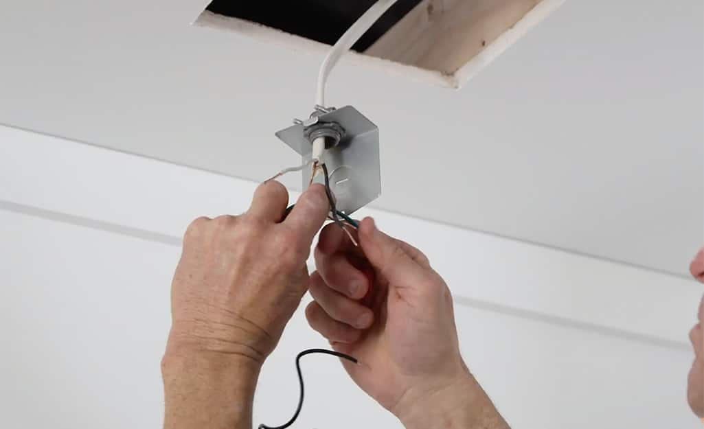 How To Install A Bathroom Fan The Home Depot