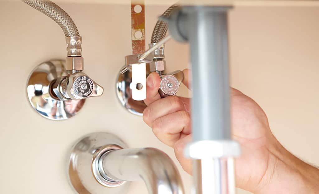 How To Install A Bathroom Faucet The Home Depot