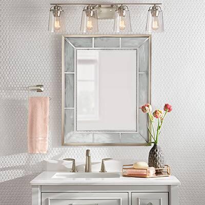 Installing a Bathroom Mirror