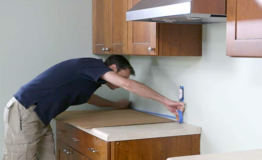 How To Install A Tile Backsplash The