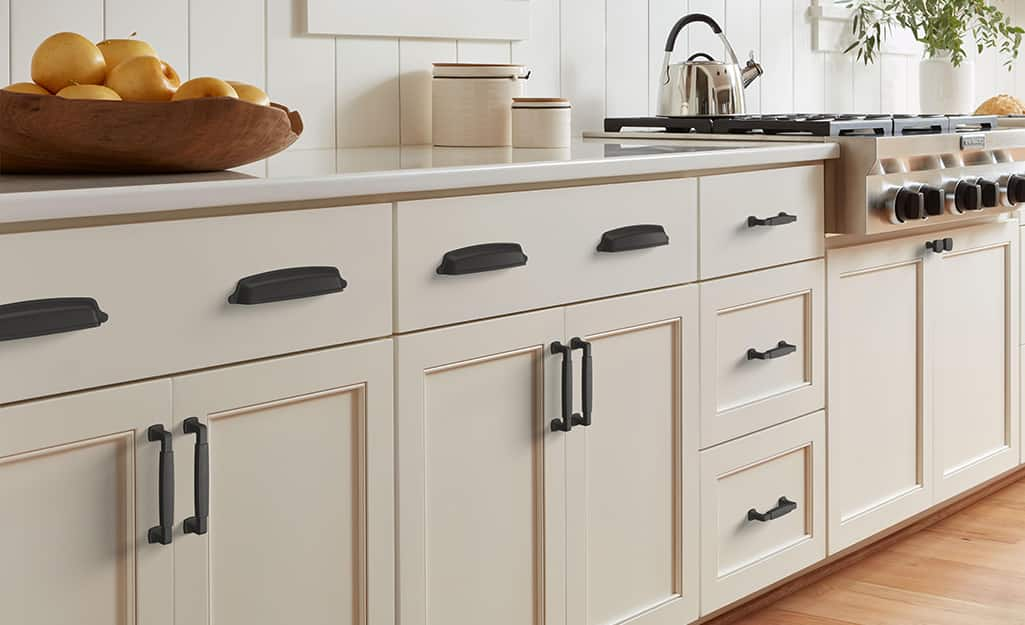How To Install Cabinet Handles The, How To Install Cabinet Pulls