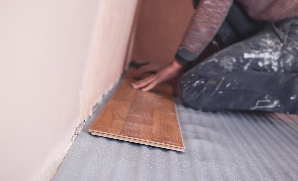How To Install Laminate Flooring The, What Do You Need To Put Laminate Flooring Down