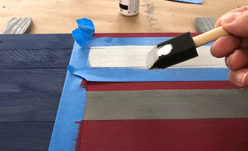 Paint Stripes for Your Flag Design