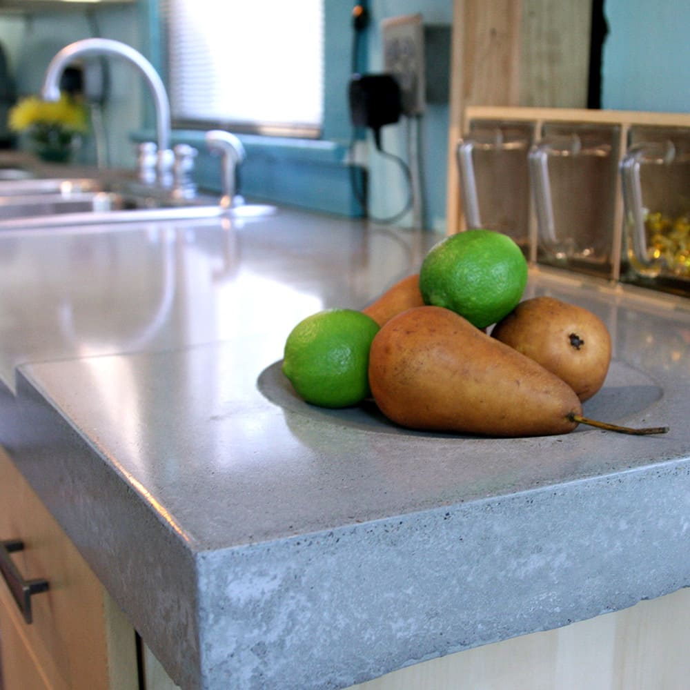 Diy Concrete Countertops The Home Depot