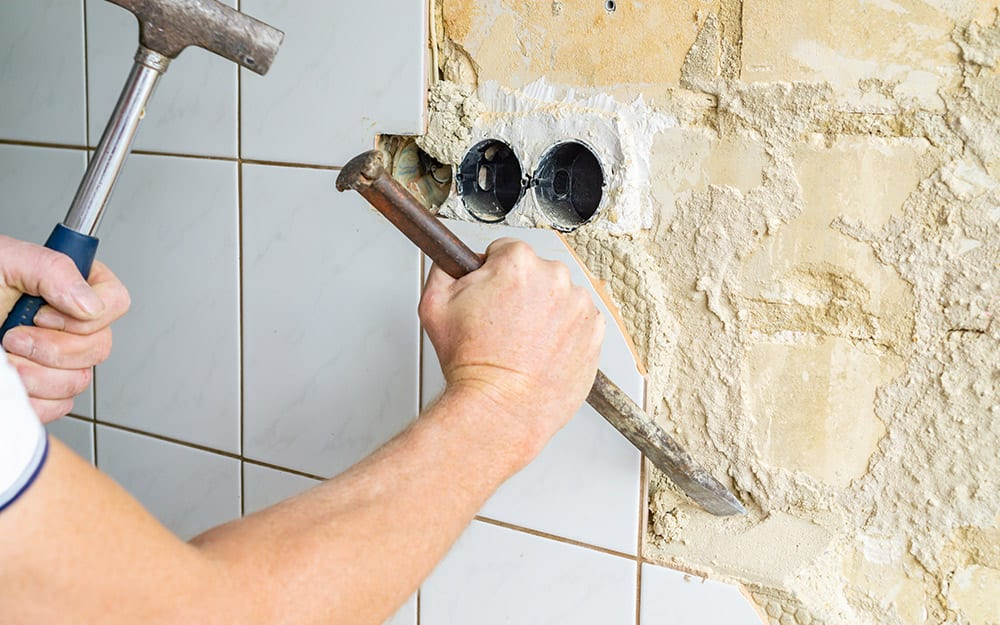 How To Remodel A Bathroom The Home Depot
