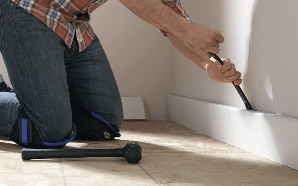 How To Remove Laminate Flooring The, Replacing Laminate Flooring