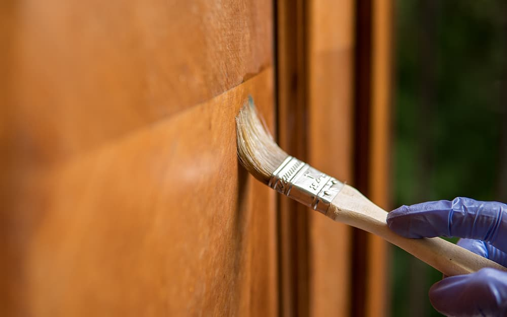 How To Remove Wood Stain The Home Depot, Furniture Stain Remover