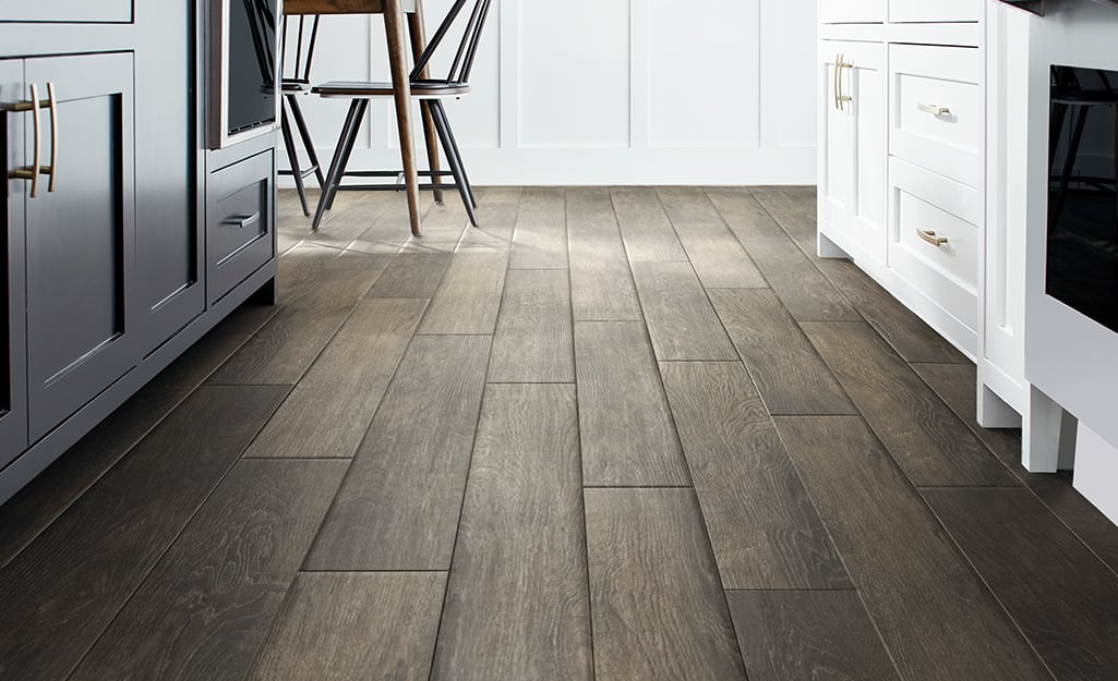 Types of Flooring - The Home Depot