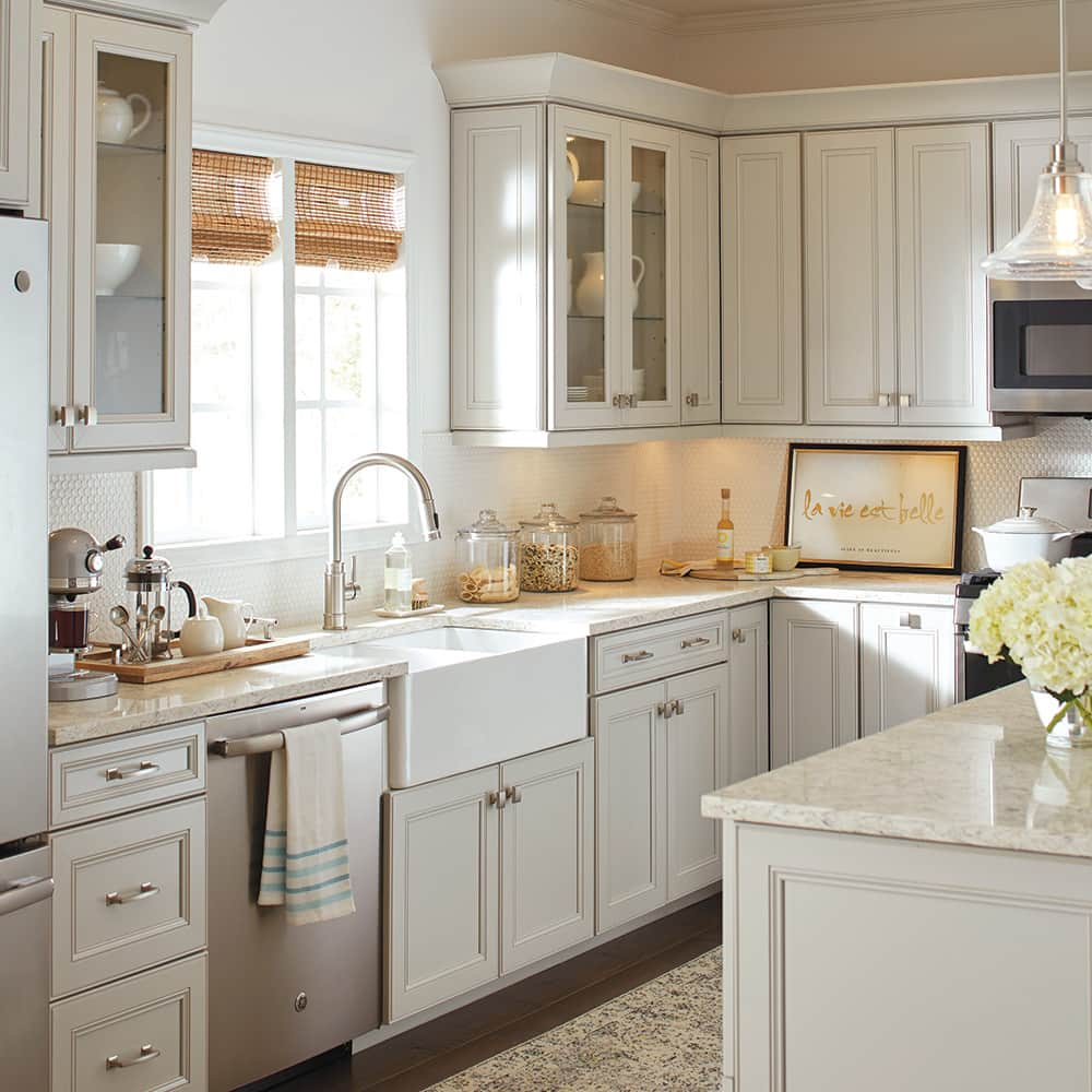 Affordable Kitchen Cabinet Updates The Home Depot
