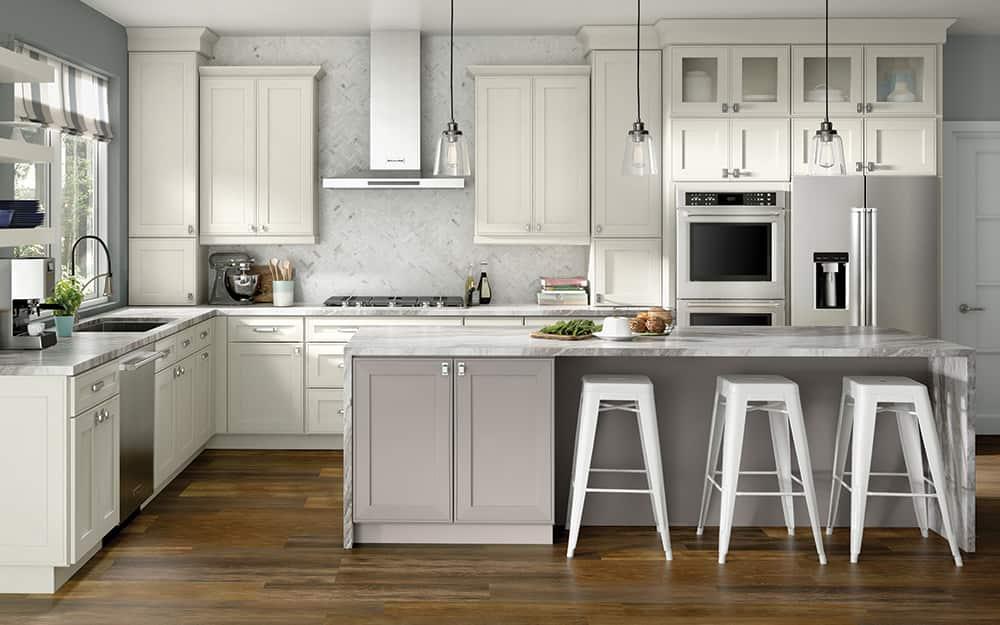 Inspiring Kitchen Island Ideas The Home Depot