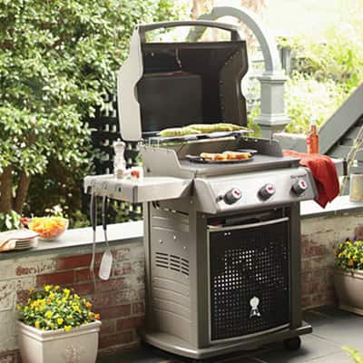 New Ways to Grill with Weber