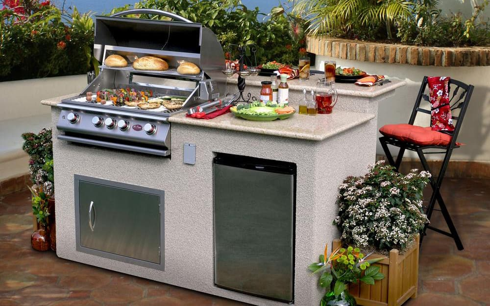 Outdoor Kitchen Ideas The Home Depot