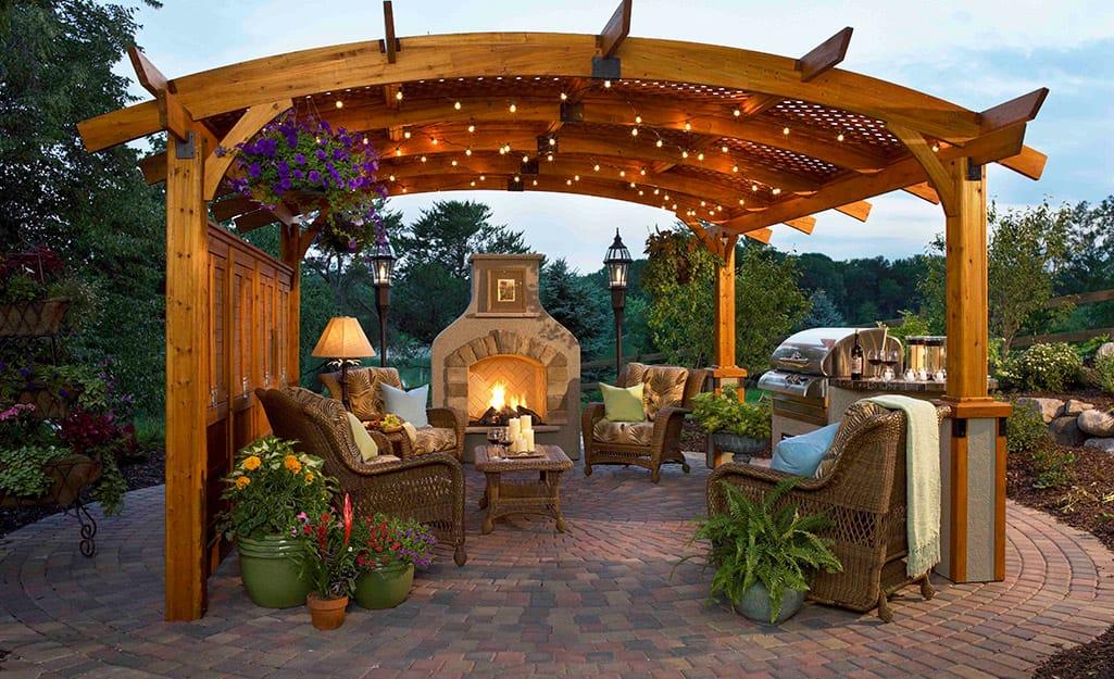 Pergolas In Your Backyard, Pergola Patio Ideas