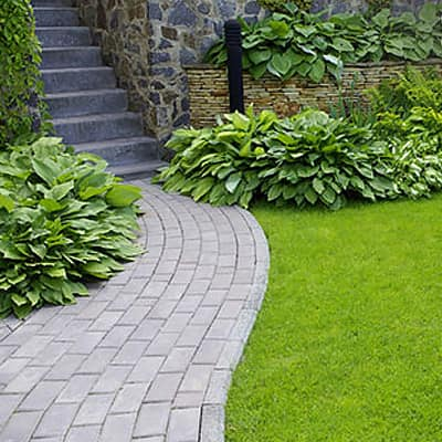 Safe Footing for Garden Paths