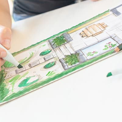 Think Like a Designer and Plan Your Garden for Spring