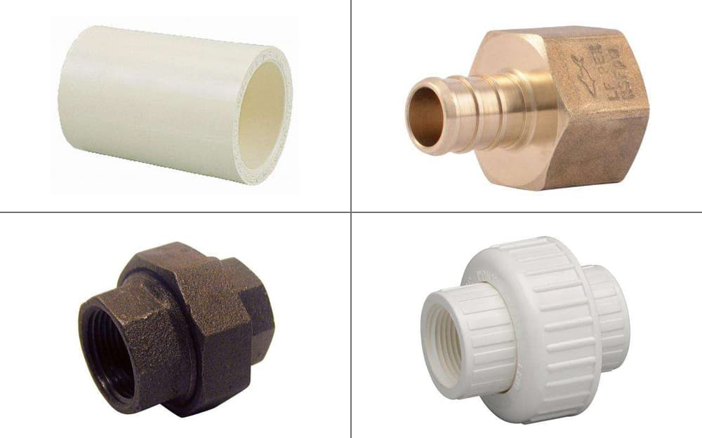 Types of Pipe Fittings - The Home Depot