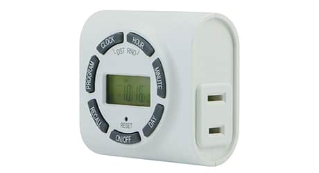 Plug in Timer - Timers