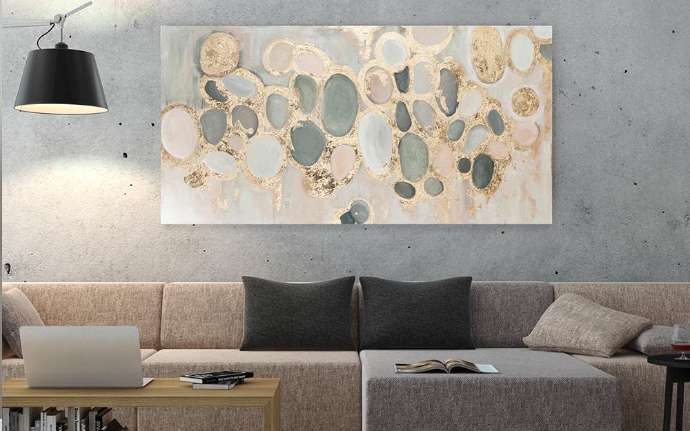 Wall Art Ideas The Home Depot, Wall Art Ideas For Living Room