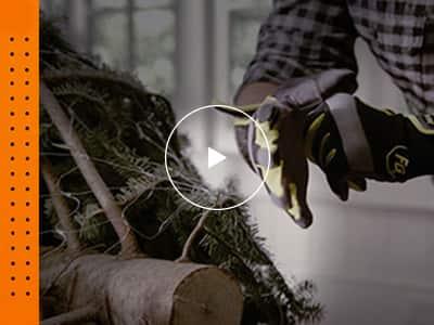 Christmas Tree Setup
