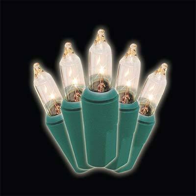 35-light strand of mini lights