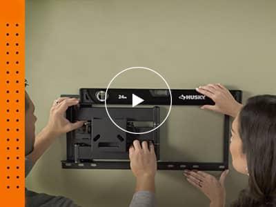How To Mount A Flatscreen