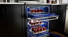 Double Oven Electric Ranges