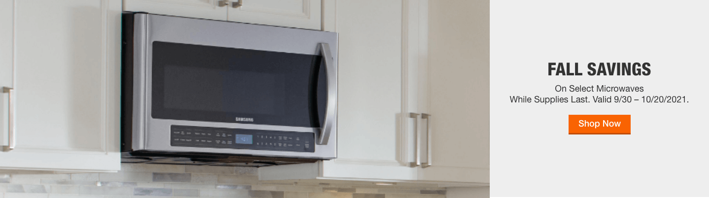 MAKE MORE MEALS FAST. Microwave Ovens for Every Space.