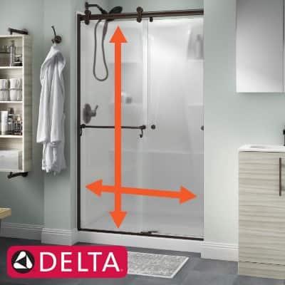 Design a Shower Door