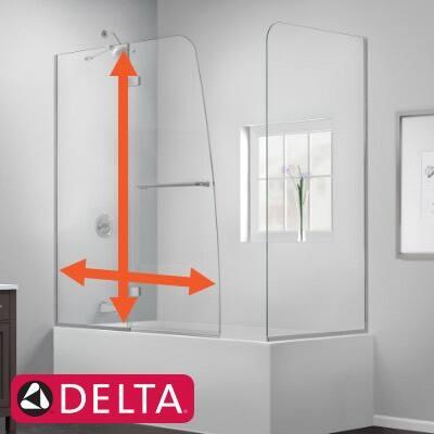 Design a Bathtub Door