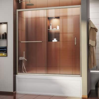 Sliding Bathtub Doors