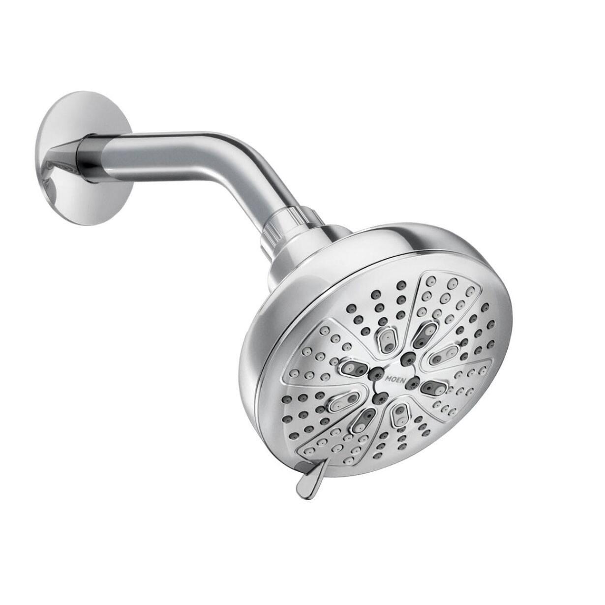 Chrome Shower Heads
